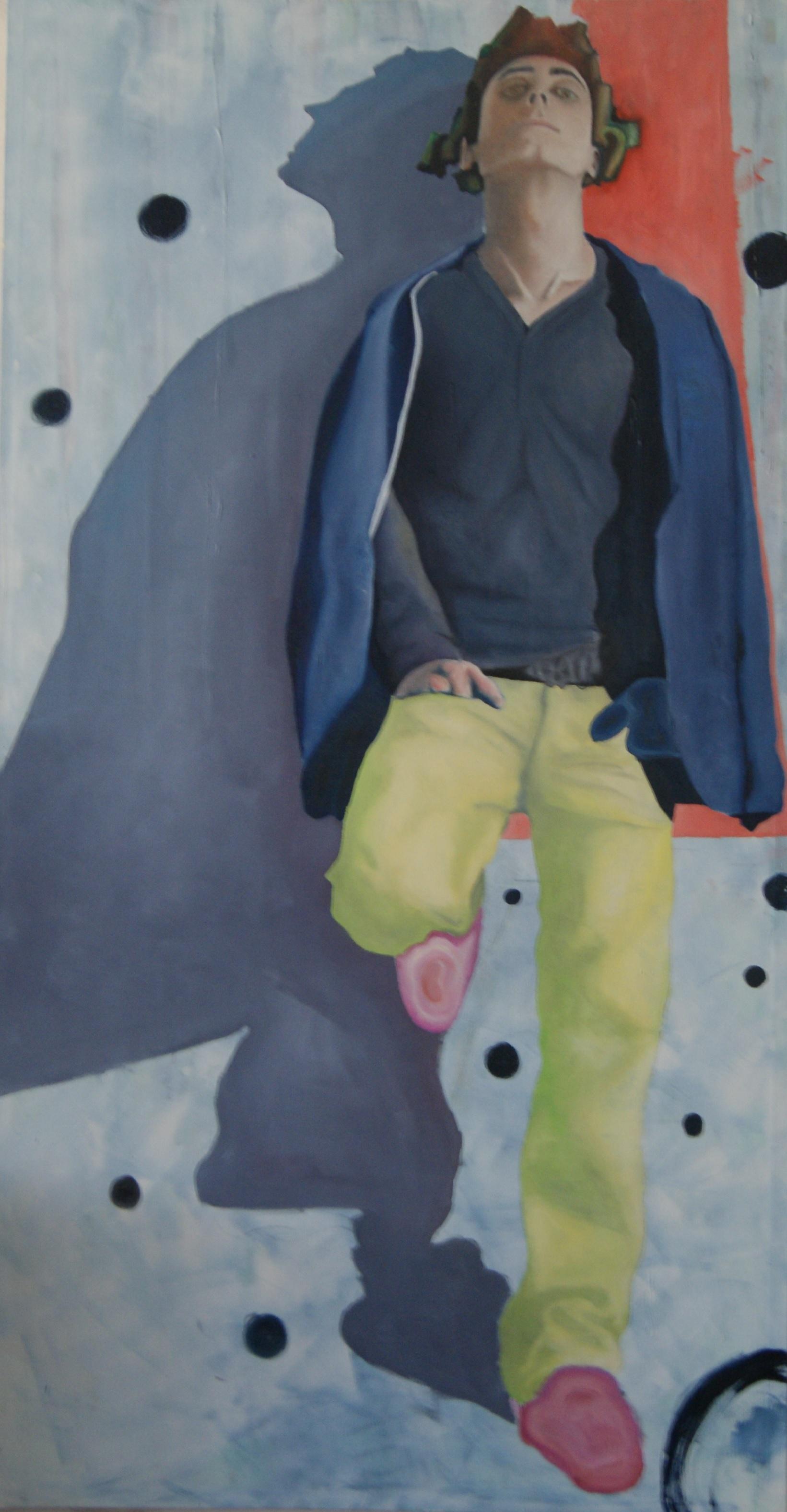Maximilian Siegenbruk . Kunst Düsseldorf . portraits . kostka . 2014