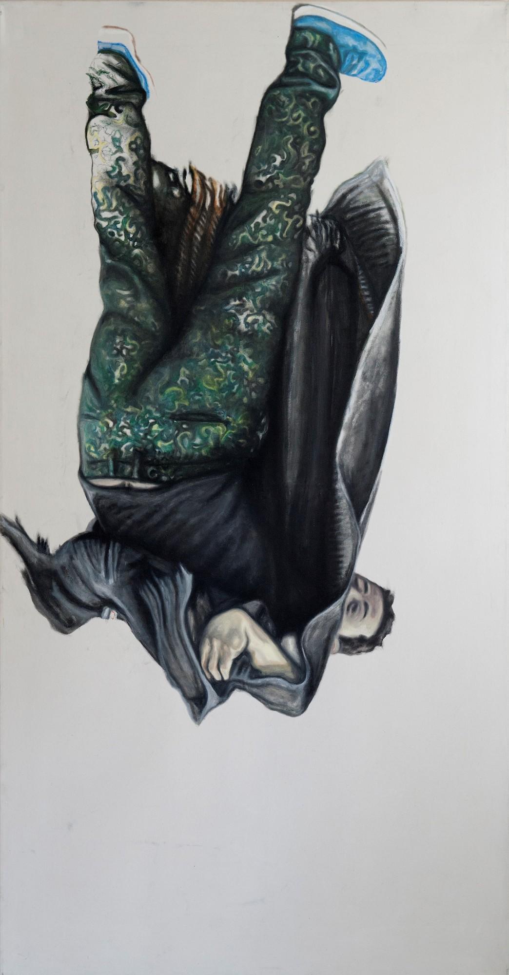Maximilian Siegenbruk . Kunst Düsseldorf . portraits . kostka